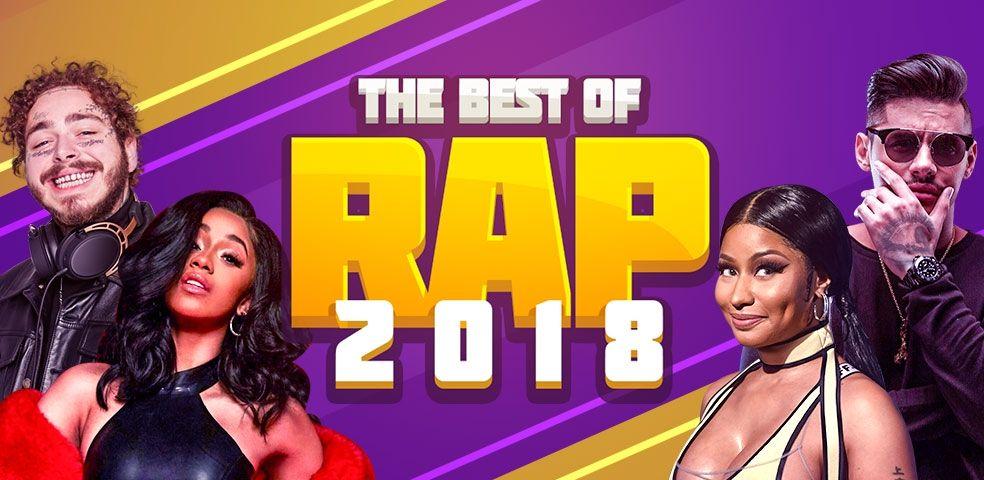 The best of rap 2018