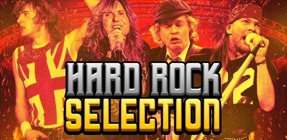 Hard rock selection