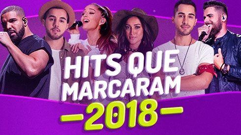 Hits que marcaram 2018