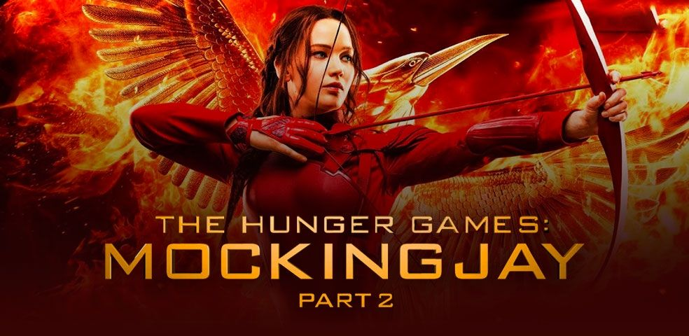 The Hunger Games: Mockingjay - Part 2 (soundtrack)
