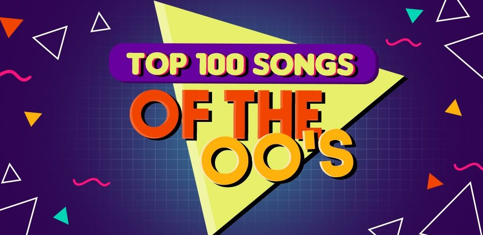 Top 100 songs of the 00's