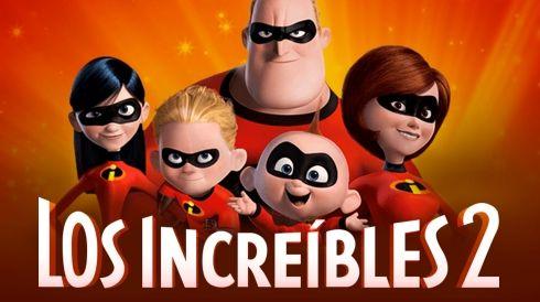 Los Increíbles 2 (banda sonora)