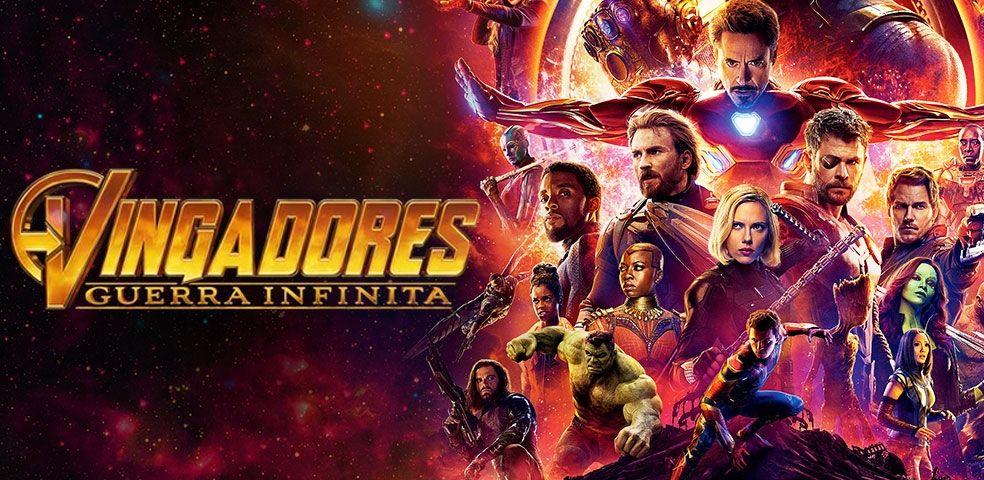 Vingadores: Guerra Infinita (trilha sonora) - Playlist - LETRAS.MUS.BR