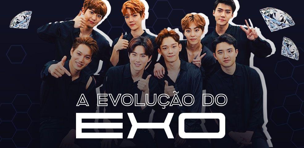 A evolução do EXO