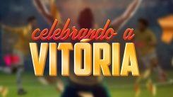 Celebrando a vitória