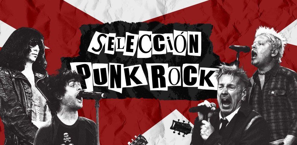 Selección punk rock