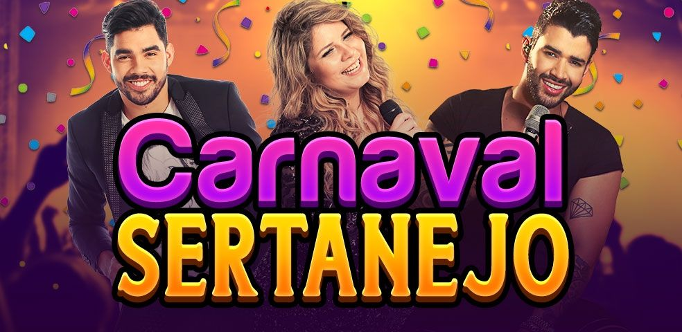 Carnaval sertanejo
