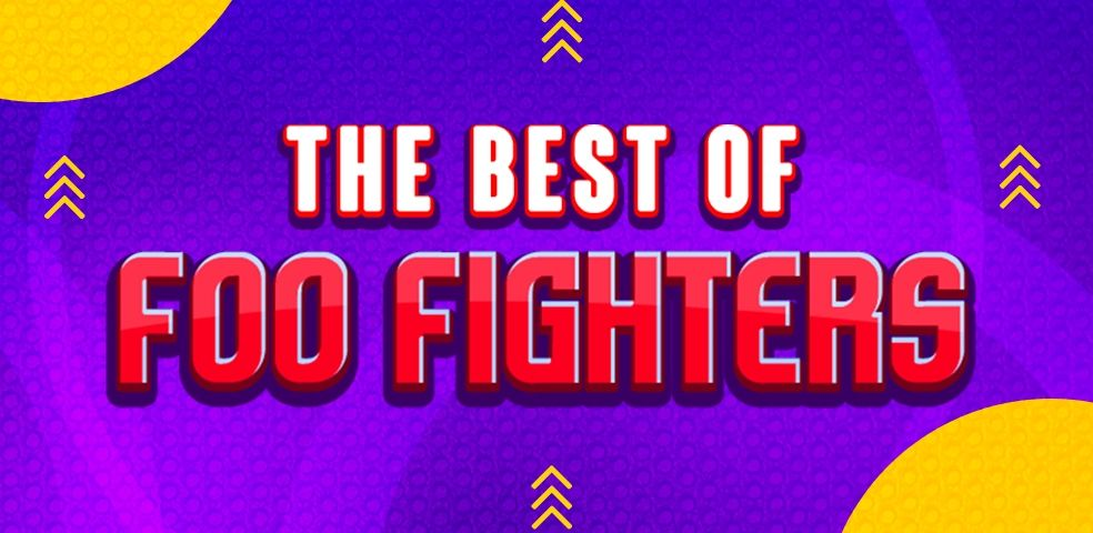 The best of Foo Fighters
