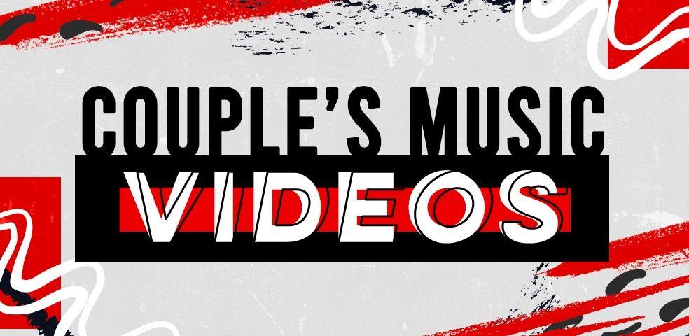 Couple's music videos