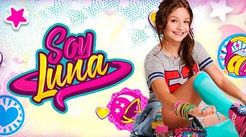 Soy Luna (banda sonora)