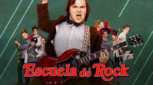 Escuela de Rock (banda sonora)