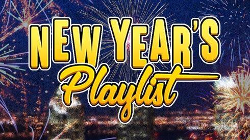 Playlist de ano novo
