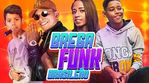 Brega funk brasileño