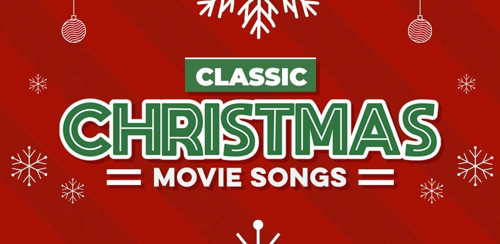 Classic christmas movie songs