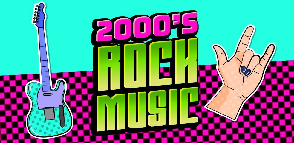 2000's rock music