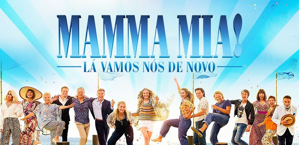 Mamma Mia: Lá Vamos Nós de Novo (trilha sonora)