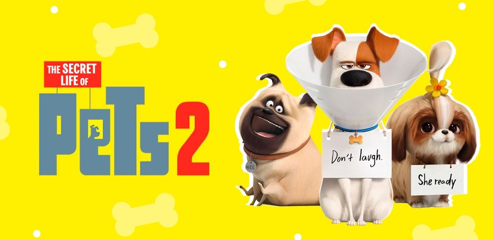 The Secret Life of Pets 2 (soundtrack)