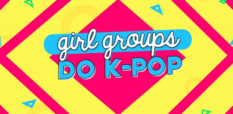 Girl groups do k-pop