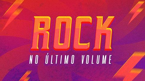 Rock no último volume