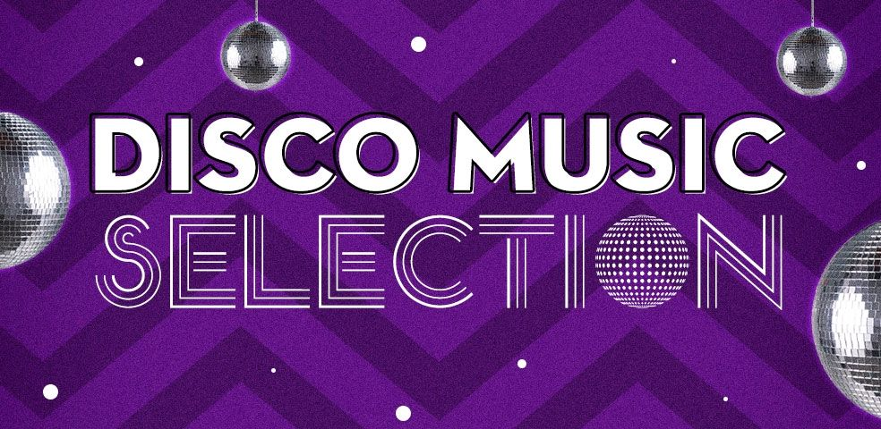 Disco music selection