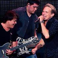 Deep Purple + Def Leppard + Van Halen