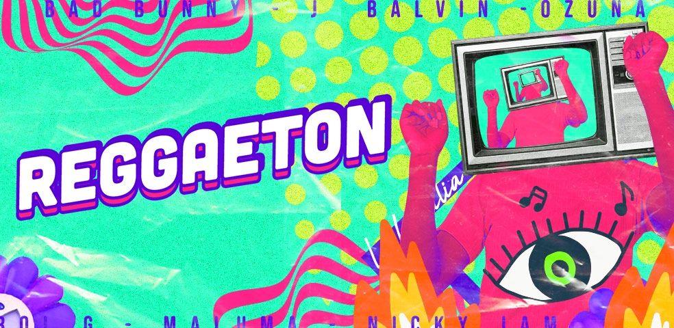 Reggaeton - Playlist - LETRAS.COM