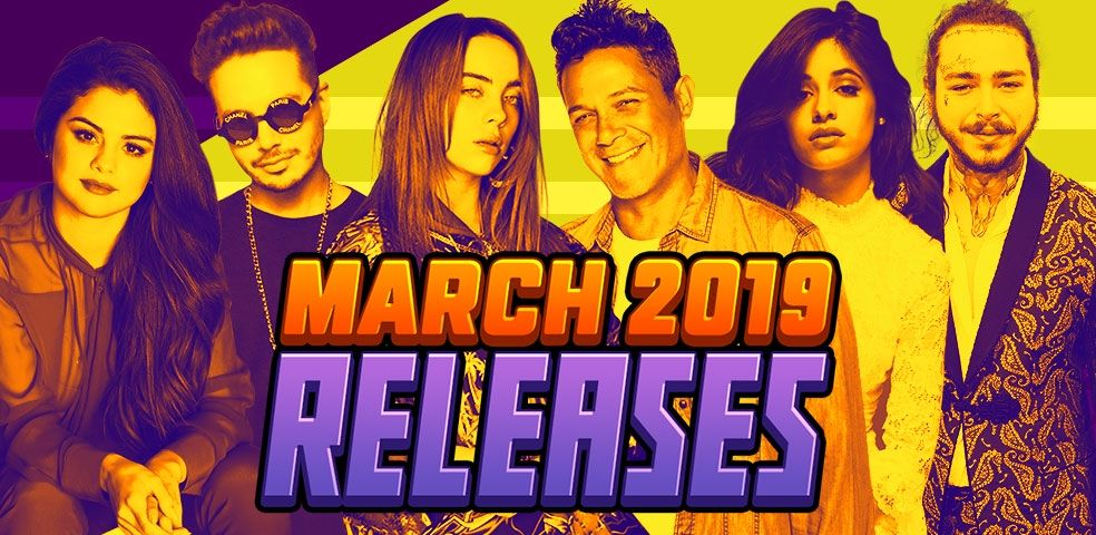 March 2019 releases