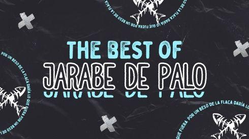 The best of Jarabe de Palo