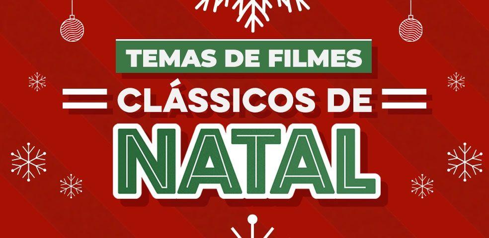 Temas de filmes clássicos de natal