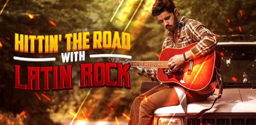Hittin' the road with latin rock
