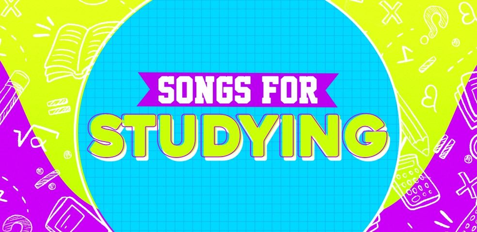 Songs for studying