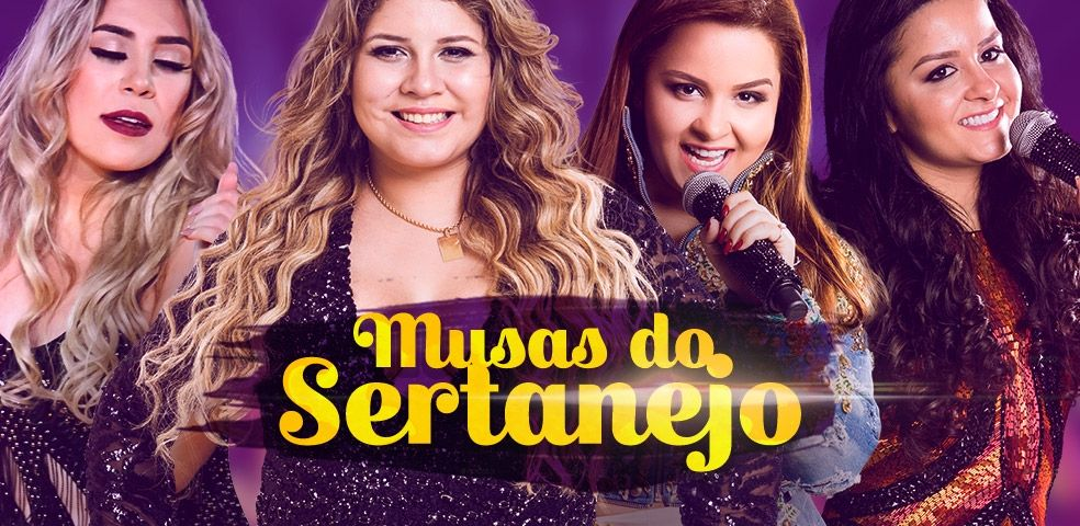 Musas do sertanejo