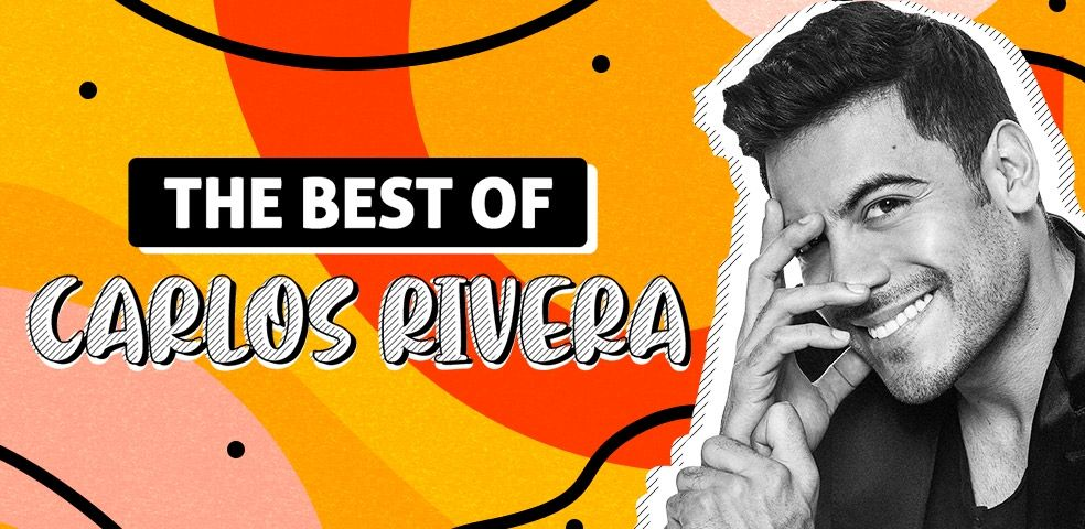 The best of Carlos Rivera