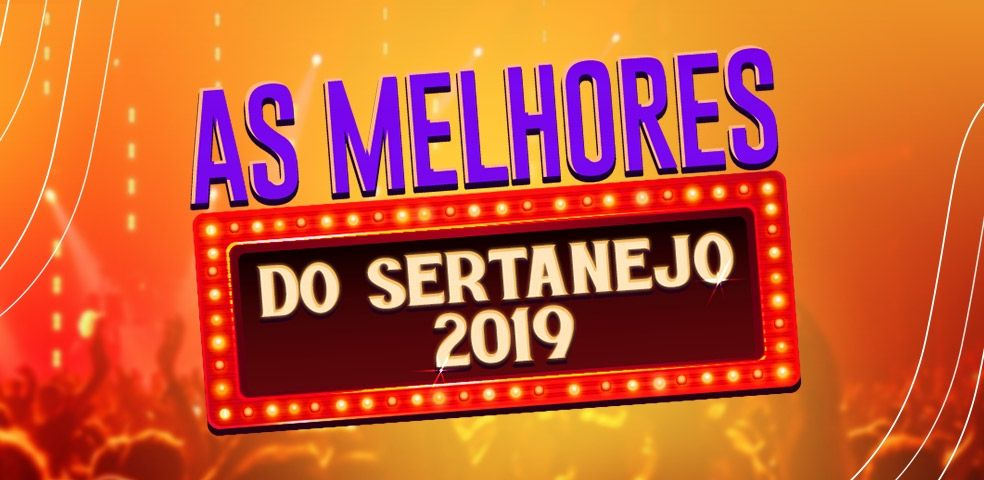 As melhores do sertanejo 2019