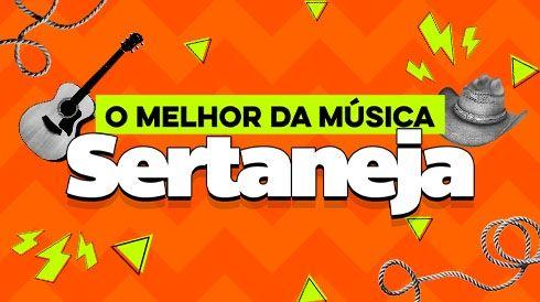 O melhor da música sertaneja