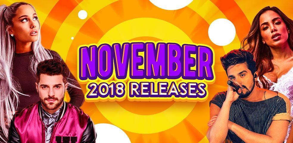 November 2018 releases