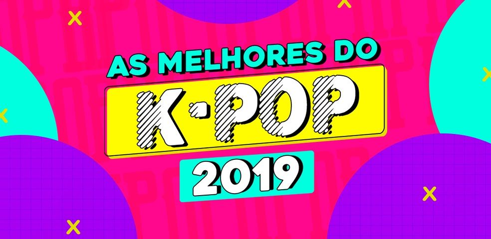 As melhores do k-pop 2019