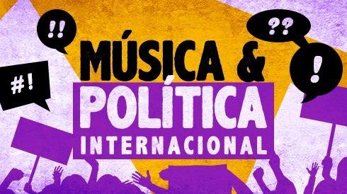 Música e política internacional