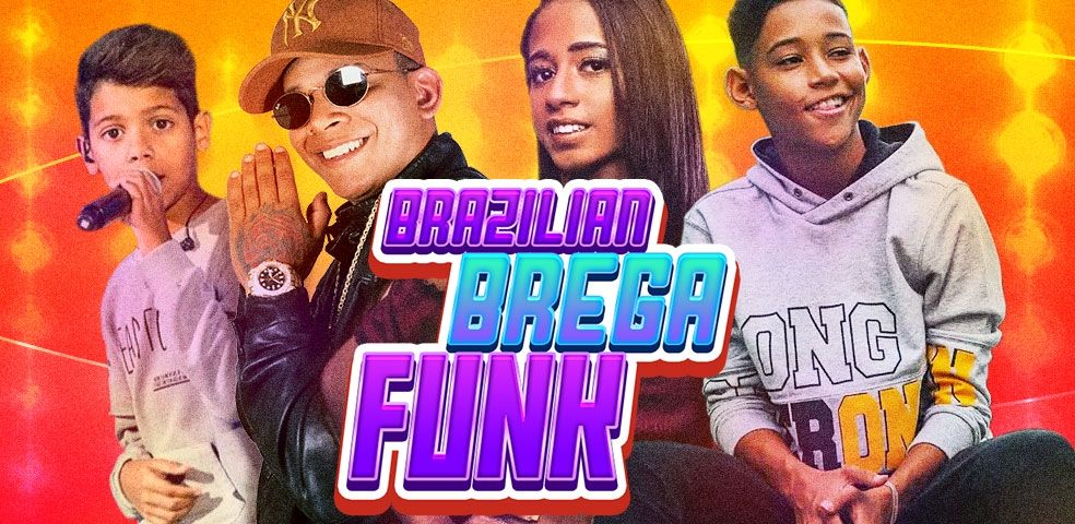 Brazilian brega funk