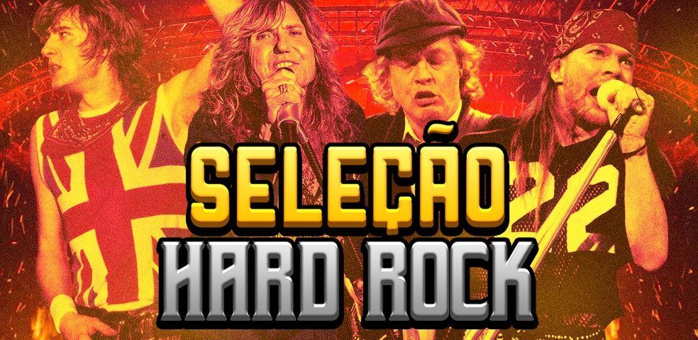 Seleção hard rock