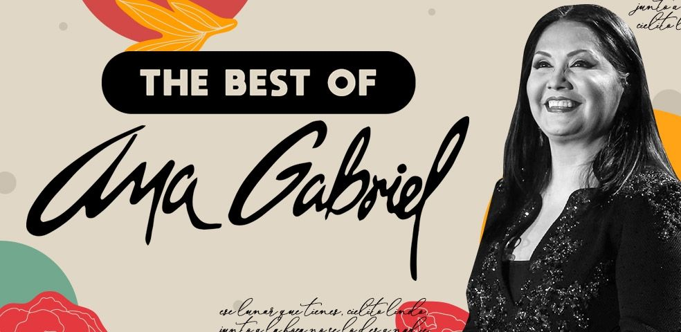 The best of Ana Gabriel