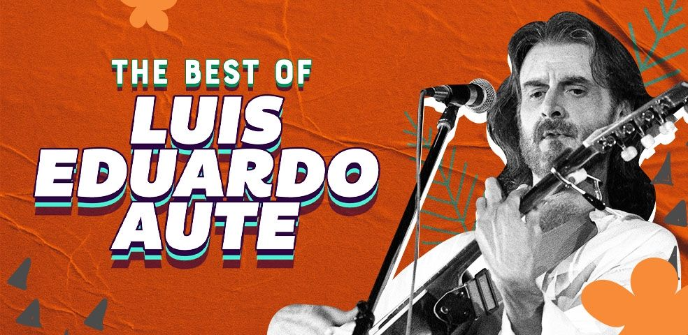 The best of Luis Eduardo Aute