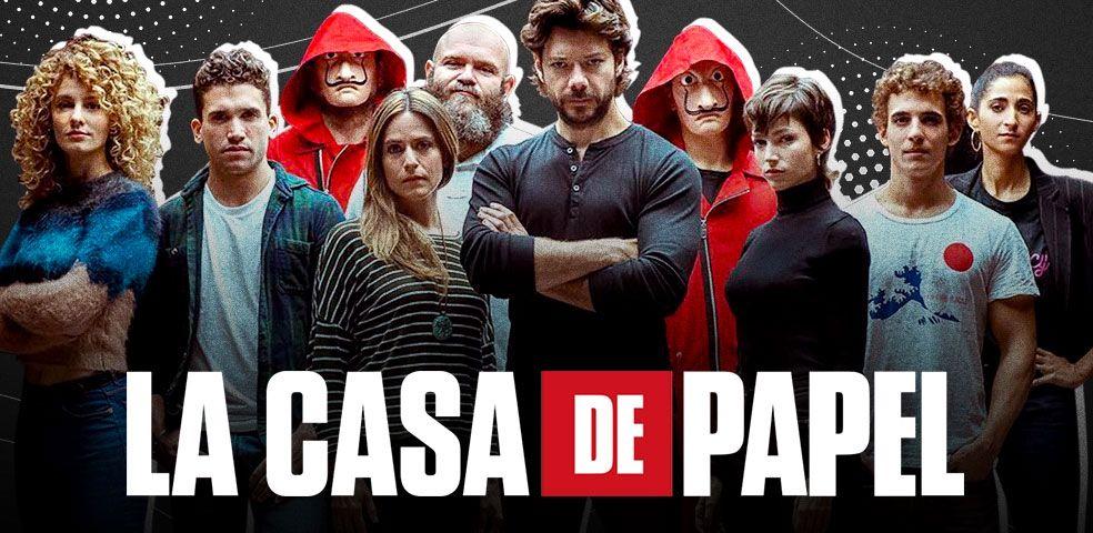La Casa de Papel (trilha sonora)