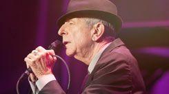A história de Leonard Cohen em 35 músicas