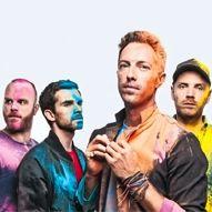 Coldplay + Maroon 5 + Tiago Iorc