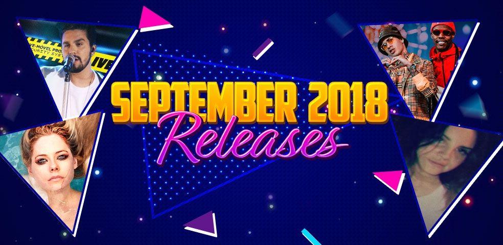 September releases 2018