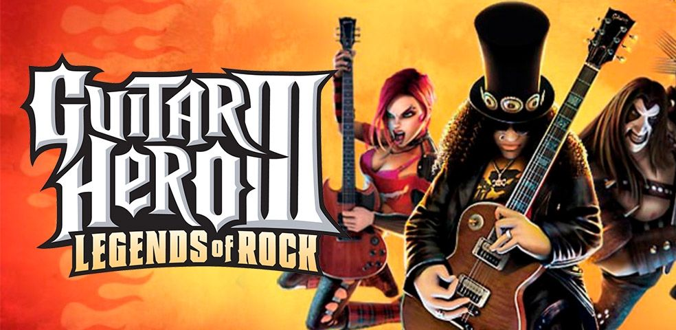 Guitar Hero III: Legends of Rock (soundtrack)