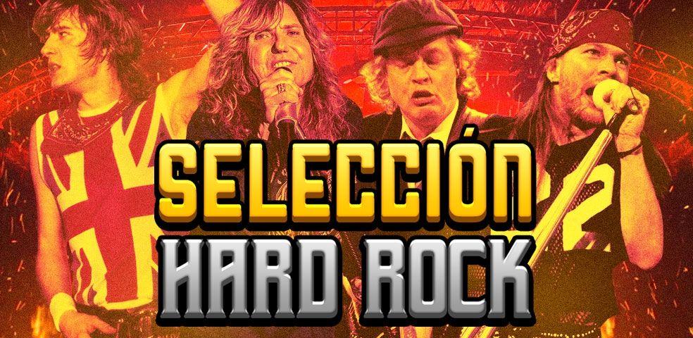 Selección hard rock