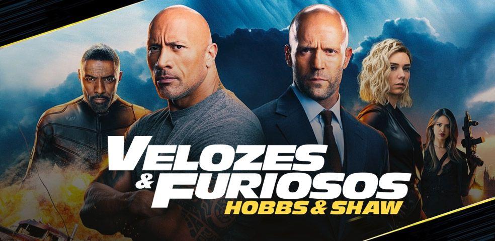 Velozes & Furiosos: Hobbs & Shaw (trilha sonora)