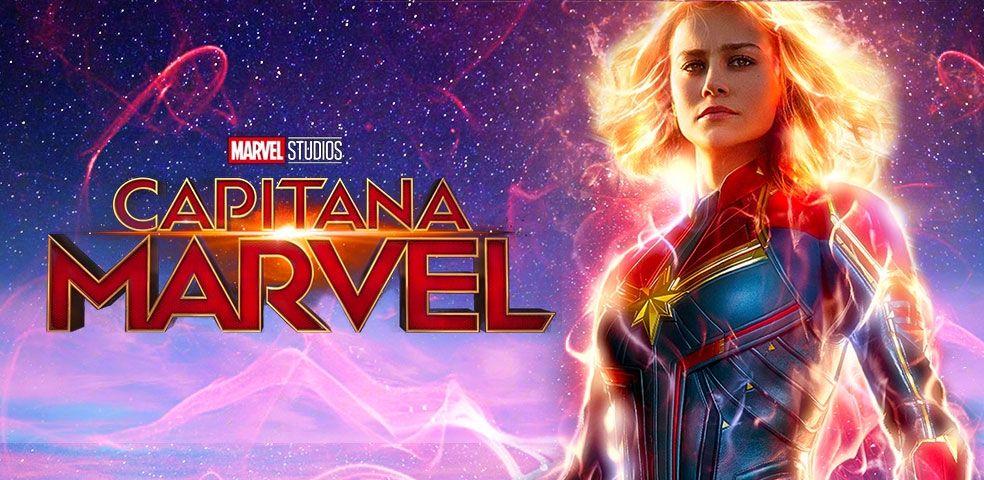 Capitana Marvel (banda sonora)